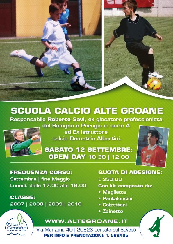 Scuola calcio - Piscina lentate sul seveso ...