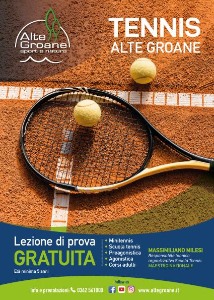 Volantino-tennis